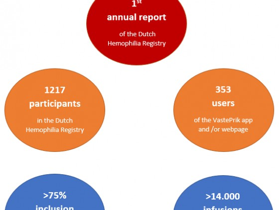 HemoNED publishes first Annual Report